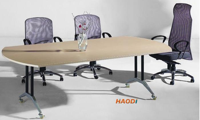 简约小型区域专用板式会议桌