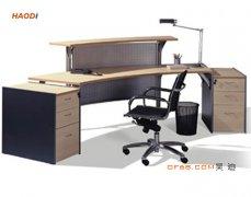 钢板前台经济实惠实用型办公家具