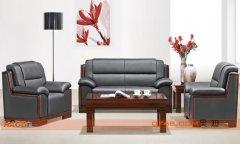 牛皮办公沙发推陈出新款式新颖