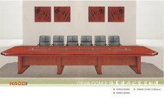 大气奢华实木会议桌仿红木系列