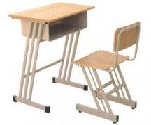 单人位学生课桌椅