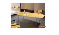 大方实用款板式会议桌