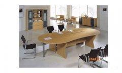 厂家定做各类板式会议桌
