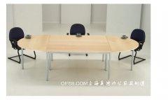 枫木色优质三氰板会议桌