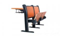 优质钢木结构学生课桌椅