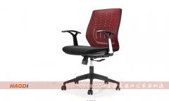 优质尼龙脚流线型完美职员椅