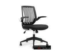 最时尚镂空优质尼龙脚职员椅